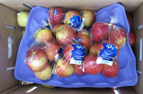 ニュージーランドジャズリンゴ