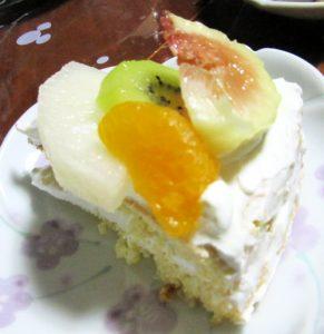 手作りケーキ10