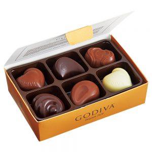 ゴディバチョコレート01