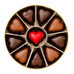 デメルバレンタインチョコレート