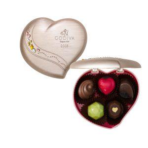ゴディババレンタインチョコレート