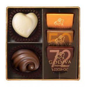 ゴディバ チョコレート01