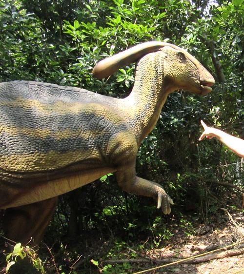 伊豆アニマルキングダム恐竜展02