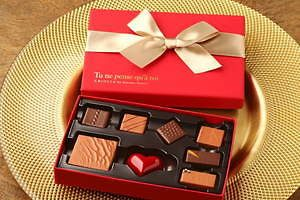 クリオロバレンタイン限定チョコレート