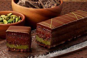 クリオロバレンタイン新作チョコレートケーキ