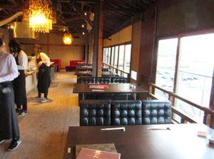わかうら食堂25・店内風景
