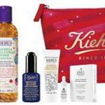 キールズ(Kiehl's)クリスマスコフレ2019の予約・発売日と中身。通販先と口コミは?
