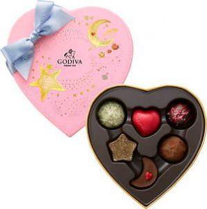 ゴディバ バレンタイン チョコレート 01