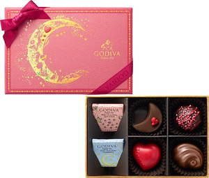 ゴディバ バレンタイン チョコレート 02