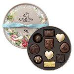 ゴディバ バレンタインチョコレート2021の限定&人気おすすめと通販予約先。口コミは?