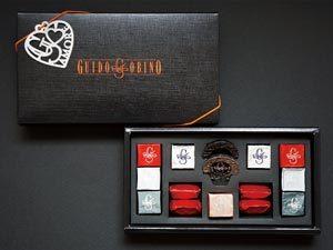 グイド・ゴビーノ バレンタインチョコレート01