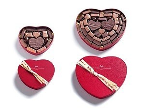 ラ・メゾン・デュ・ショコラ バレンタインチョコレート 01