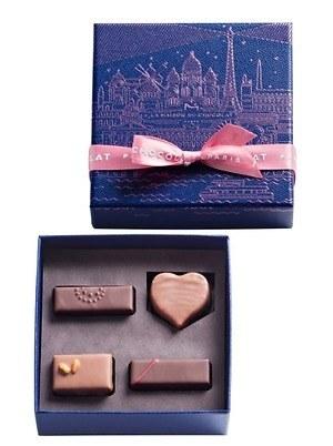 ラ・メゾン・デュ・ショコラ バレンタインチョコレート 02