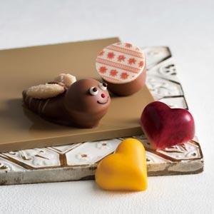 レダラッハ ナチュール スイス バレンタインチョコレート01