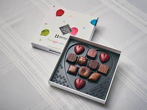 ミシェル クルイゼル バレンタイン チョコレート 05