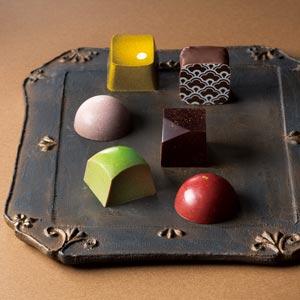 Nakamura Chocolate バレンタイン01