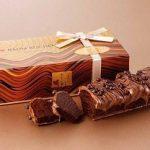 ねんりん家 バレンタイン2020限定チョコレートバームクーヘン「デ・ラ・ショコラ ギンザ」の通販予約先。口コミは?