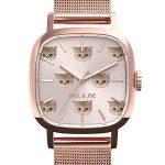 ポール & ジョー かわいい猫の限定腕時計の発売日程と通販先。