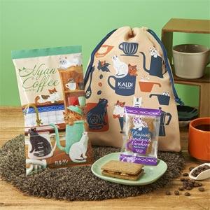 カルディコーヒーファーム 猫の日 ニャンコーヒーセット01