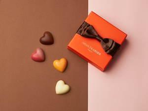 アルノー・ラエール パリ バレンタイン チョコレート 01