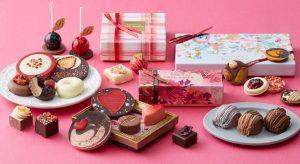ベルアメール バレンタイン チョコレート 01