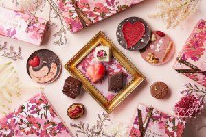 ベルアメール バレンタイン チョコレート 05