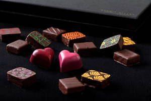 ブノワ・ニアン バレンタイン チョコレート 01
