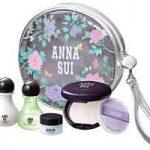 アナ スイ(ANNA SUI)スキンケア キット、ブライトニングパウダー現品&Moreのフルライン。2021夏コスメ
