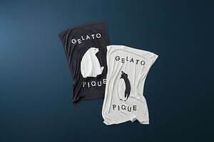 ジェラピケ gelato pique シロクマ&ペンギンのひんやりルームウェア-04