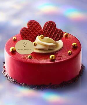 三越伊勢丹のクリスマスケーキ-05