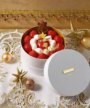 三越伊勢丹のクリスマスケーキ-06